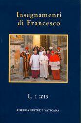 Immagine di Insegnamenti Vol. I, 1 2013
