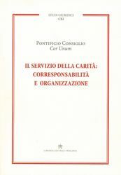 Picture of Il servizio della carità: Corresponsabilità e Organizzazione