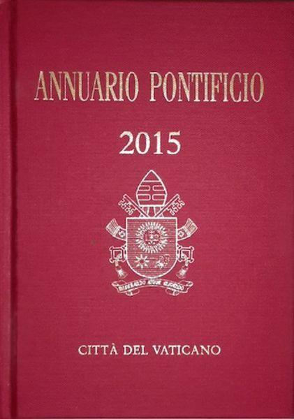 Imagen de Annuario Pontificio 2015 Segreteria di Stato Vaticano