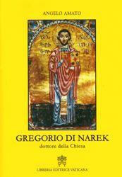 Immagine di Gregorio di Narek Dottore della Chiesa