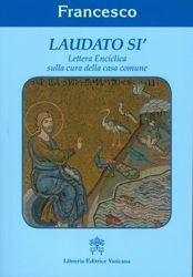 Immagine di Laudato Si' Lettera Enciclica sulla cura della Casa Comune