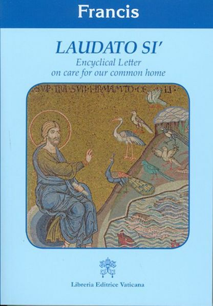 Picture of Laudato Si' Encyclical Letter on care for our common home