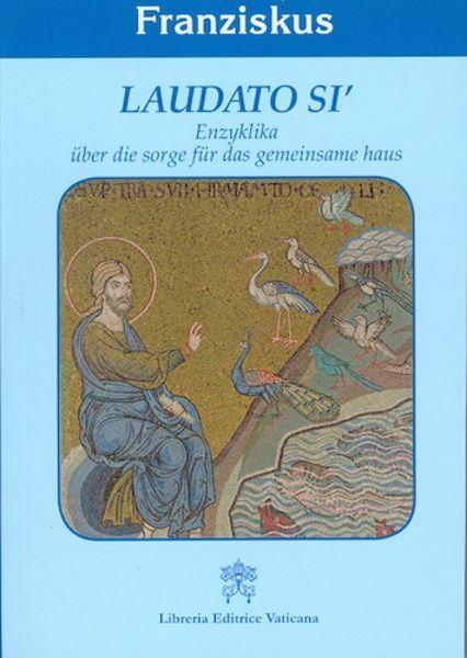 Immagine di Laudato Si' Enzyklika über die sorge für das gemeinsame haus