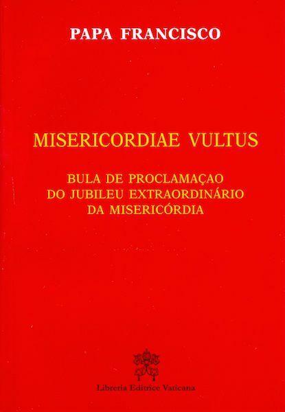 Imagen de Misericordiae Vultus Bula de Proclamaçao do Jubileu Extraordinàrio da Misericòrdia