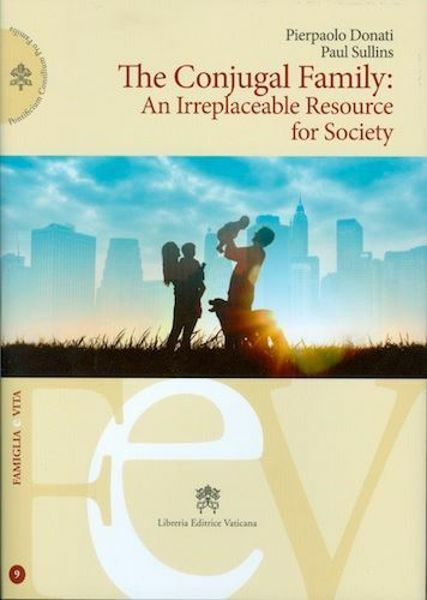 Imagen de The conjugal family: an irreplaceable resource for the Society