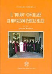 """Imagen de Il """"diario"""" conciliare di Monsignor Pericle Felici"""