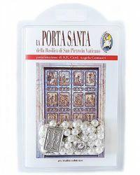 Immagine di La Porta Santa della Basilica di San Pietro - Libro + Rosario