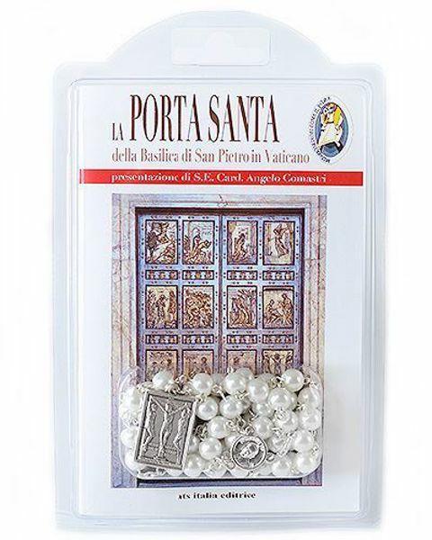 Imagen de La Porta Santa della Basilica di San Pietro - Libro + Rosario