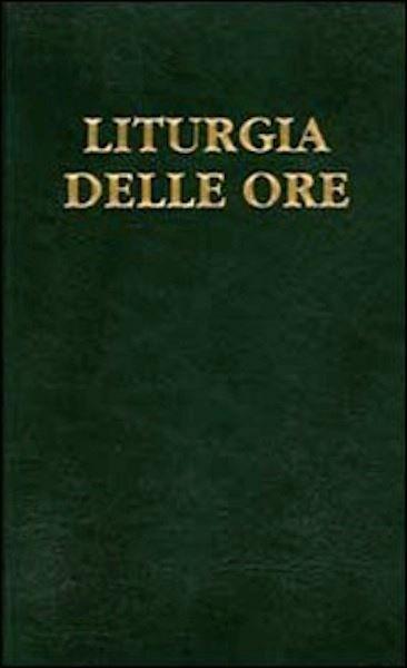 Imagen de Liturgia delle Ore, Vol. I, Tempo di Avvento Tempo di Natale