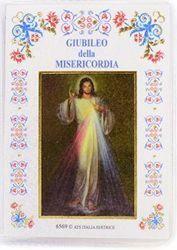 Immagine di Novena alla Divina Misericordia - custodia con libro e rosario