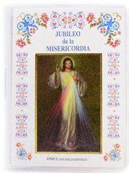 Immagine di Novena a la Divina Misericordia - portarosario y libro