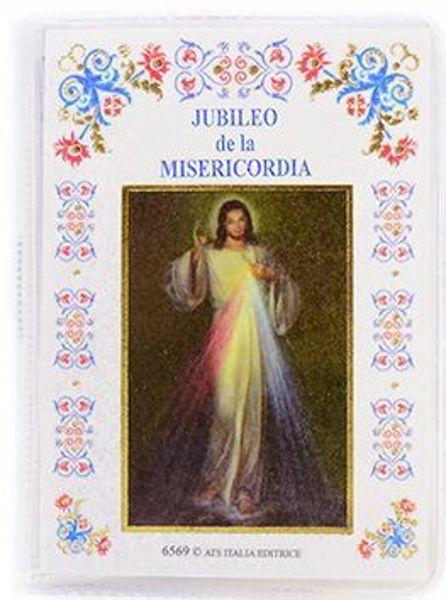 Imagen de Novena a la Divina Misericordia - portarosario y libro