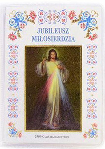 Imagen de Die Novene der Göttlichen Armherzigkeit - Halter mit Buch und Rosenkranz