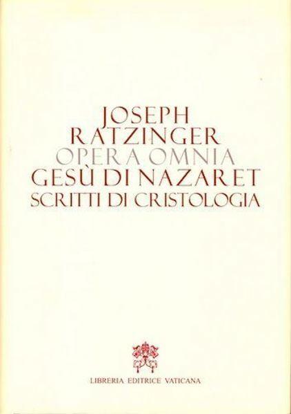 Imagen de Gesù di Nazaret Scritti di Cristologia