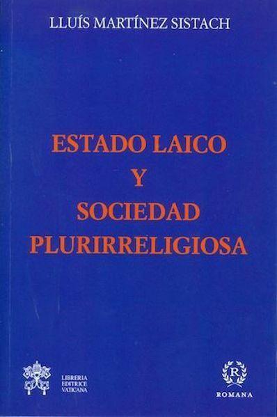 Immagine di Estado laico y Sociedad Plurirreligiosa