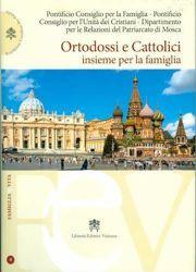Immagine di Ortodossi e Cattolici Insieme per la famiglia.