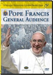 Picture for category DVD General Audience Pope Francis - Archive