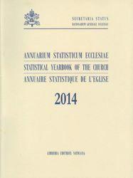 Picture of Annuarium Statisticum Ecclesiae 2014