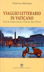 Picture of Viaggio letterario in Vaticano Con la vespa rossa a Piazza San Pietro