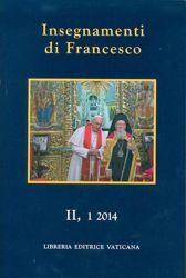 Immagine di Insegnamenti Vol. II, 1 2014