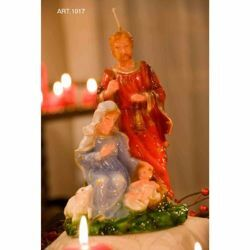 Picture of Christmas Candle Nativity