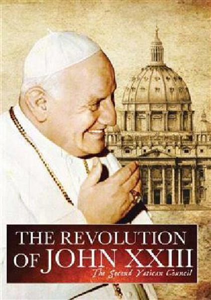 Picture of The revolution of John XXIII - DVD
