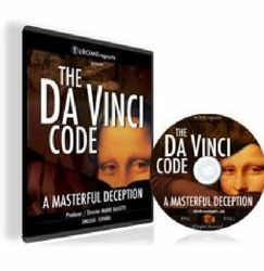 Immagine di The Da Vinci Code, a masterful deception - DVD