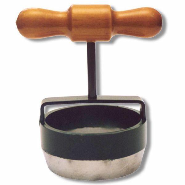 Immagine di Fustella per Ostie e Particole alto in acciaio Stampo Manuale Comunione Santa Messa