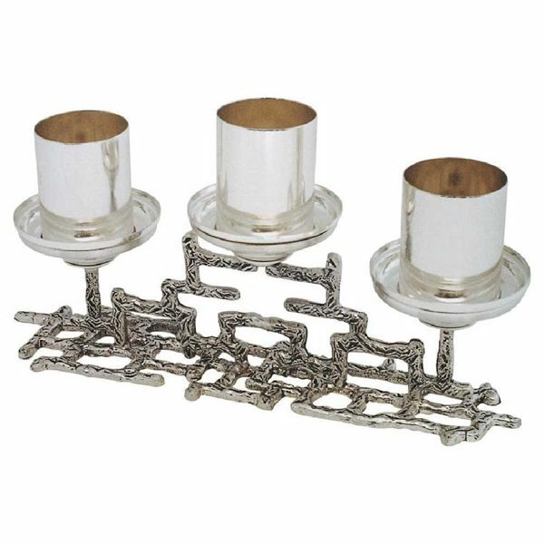 Picture of Candelabra for three Candles, modern style