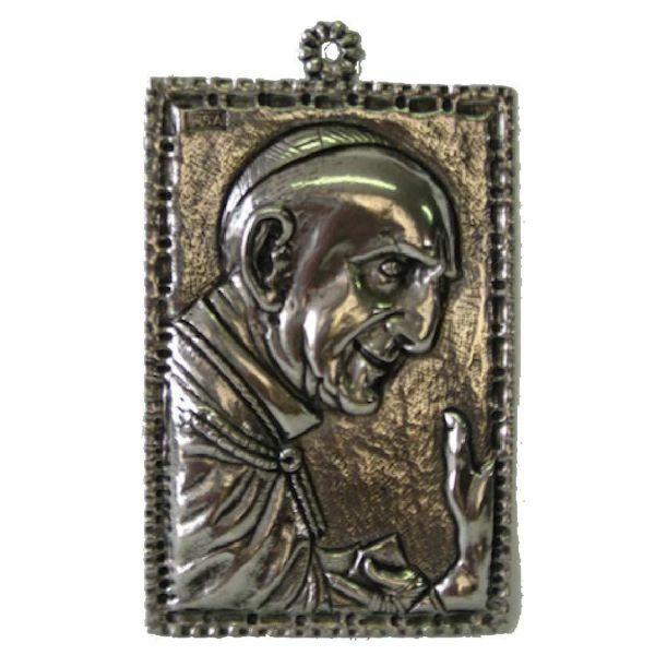 Immagine di Ritratto del Beato Papa Paolo VI - Targa