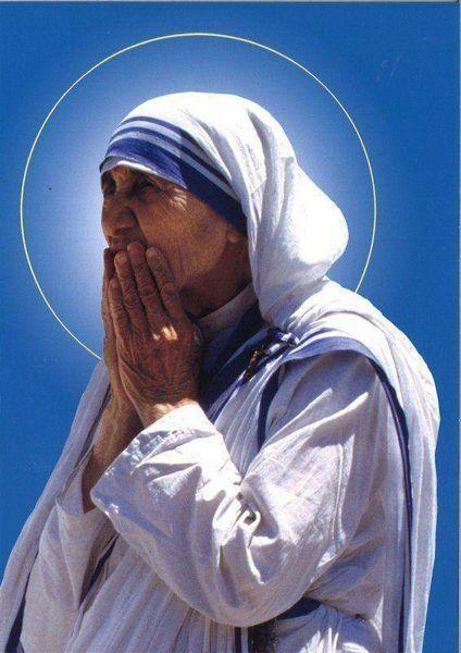Foto Santa Madre Teresa
