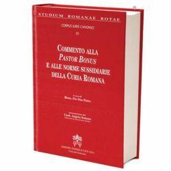 Picture of Commento alla Pastor Bonus e  alle norme sussidiarie della Curia Romana