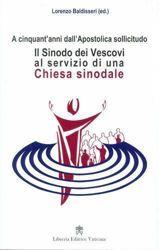 Imagen de Il Sinodo dei Vescovi al servizio di una Chiesa sinodale