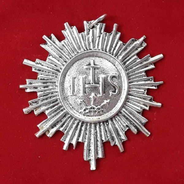 Immagine di S.S. Santissimo Sacramento, Donna - Medaglia confraternita, bagno oro o argento