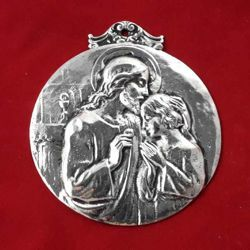 Picture of St. Tarcisius - Gold or silver plated Confraternity Medal