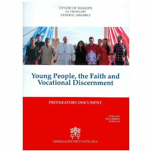 Picture of Young People, the Faith and Vocational Discernment Preparatory document for the 2018