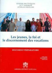 Immagine di Les jeunes, la foi et le discernement des vocations Document préparatoire 2018