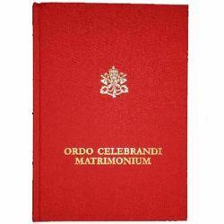 Picture of Ordo celebrandi matrimonium. Rituale romanum ex decreto Sacrosancti Oecumenici Concilii Vaticani II. Editio typica altera