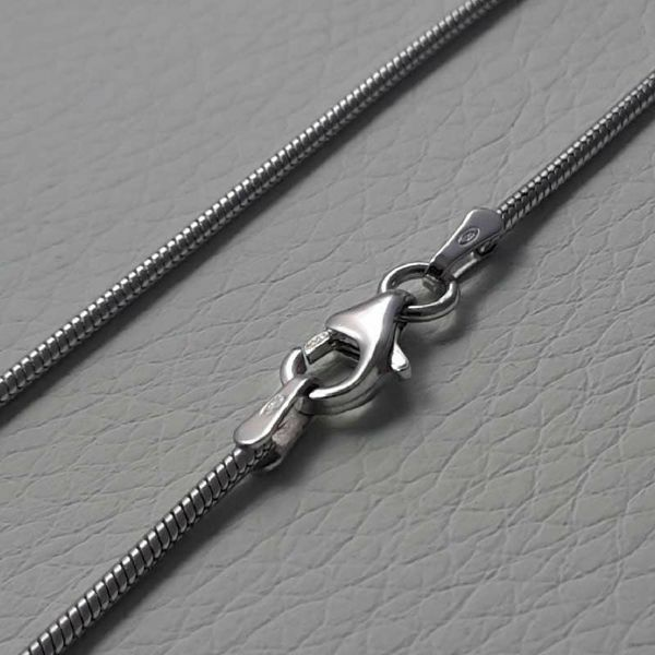 Picture of Snake Chain Silver 925 cm 50 (19,7 in) Unisex Woman Man