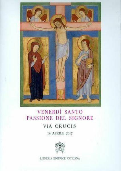 Picture of Via Crucis 2017 al Colosseo presieduta dal Santo Padre Venerdì Santo