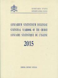 Picture of Annuarium Statisticum Ecclesiae 2015