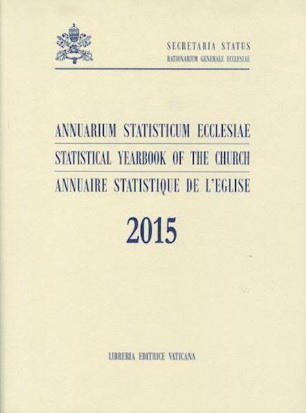 Immagine di Annuarium Statisticum Ecclesiae 2015