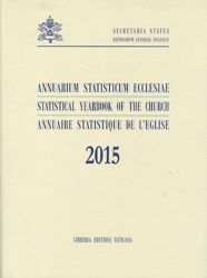 Immagine di Statistical Yearbook of the Church 2015