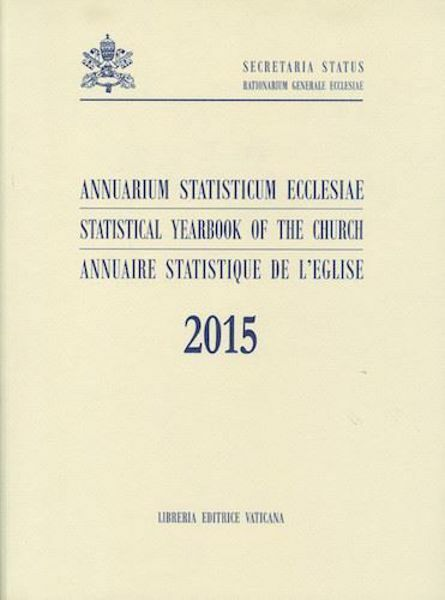 Picture of Annuaire Statistique de l' Eglise 2015