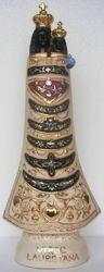 Imagen de Estatua Nuestra Señora de Loreto cm 54 (21,3 in) Cerámica vidriada de Deruta pintada a mano
