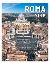 Picture of Calendario da tavolo e da muro 2018 San Pietro cm 16,5x21