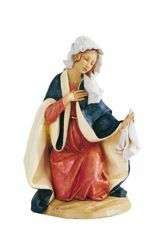 Picture of Mary cm 52 (20 Inch) Fontanini Nativity Statue for Outdoor use, hand painted Resin