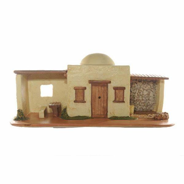 Picture of Inn cm 6,5 (2,5 Inch) Fontanini Nativity Village handmade Resin