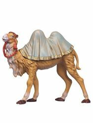 Picture of Standing Camel cm 30 (12 Inch) Fontanini Nativity Statue hand painted Plastic