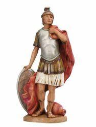 Imagen de Soldado cm 30 (12 Inch) Belén Fontanini Estatua en Plástico pintada a mano